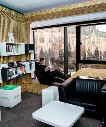 IULIUS View - Centric, un sediu cu personalitate și orientat către angajați