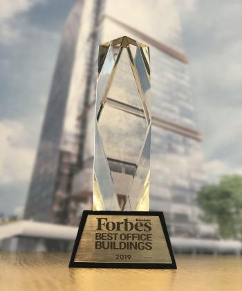 Ansamblul Openville Timişoara, premiat la Gala Forbes Best Office Buildings 2019