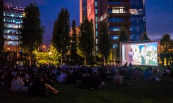 10 zile cu cinema în aer liber. Filmele TIFF se văd în Iulius Parc!