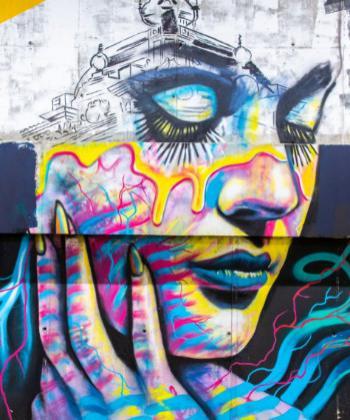 Pasajul UnderTown, cea mai mare expoziție de street art din Timișoara!