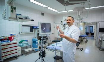 """Printr-o campanie Iulius Town, timișorenii au ajutat la achiziționarea unui aparat medical pentru spitalul """"Louis Țurcanu"""""""