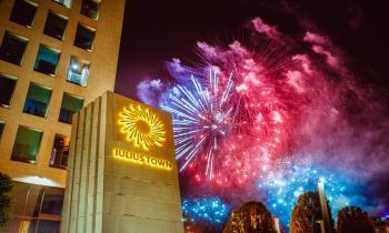 Iulius Town Timișoara a primit cel mai important premiu internațional pentru rebranding