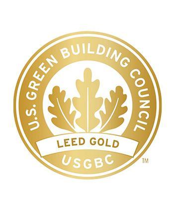 Clădirea de birouri United Business Center 1 din ansamblul Palas Iaşi, certificată LEED Gold