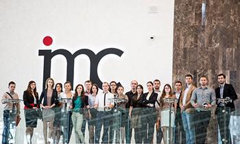 """""""Rising Stars at IMC"""" - 20 de tineri au fost incluşi în programul de internship dezvoltat de grupul IULIUS"""